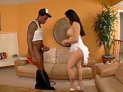 Horny Latina Milf