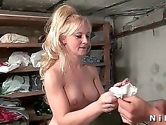 French Milf Hard Anal Fucked