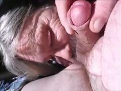 Pot Pourri Granny Blowjobs