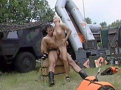 Sexo En El Ejercito Aleman