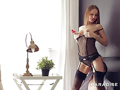 Paradise Films Anal Czech Teen