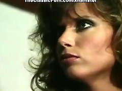 Tracey Adams Peter North In 80's Porn Cutie Has Wild Sex