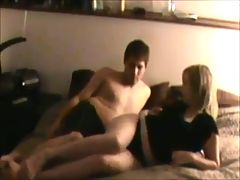Milf Hooks Up With Younger Boy