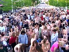 5000 Naked Cmnf Biggest Crowded Show